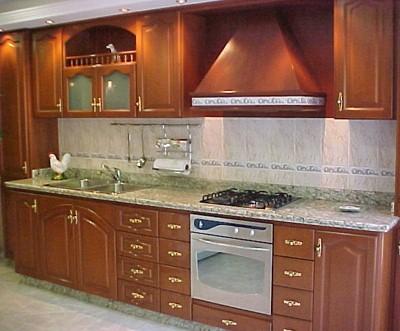 Cocinas empotradas visi n dise o y fabricacion de for Modelos de cocinas con ceramica